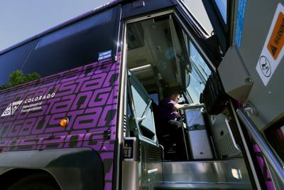 Travel To Denver On Plush Bus
