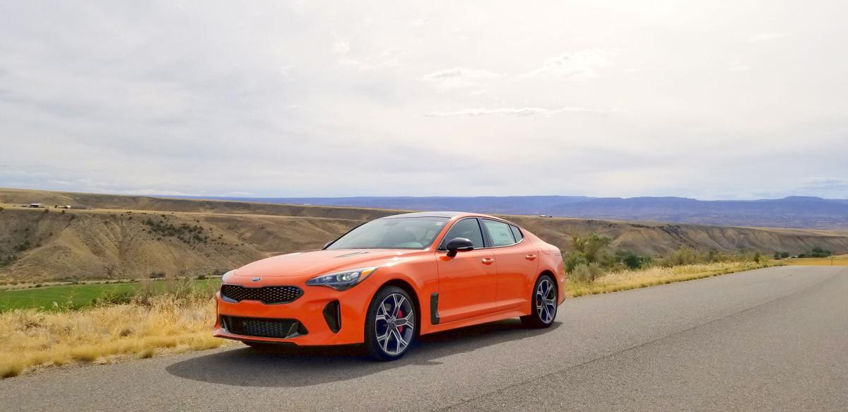 Kia Stinger: A car for the drive and the driver