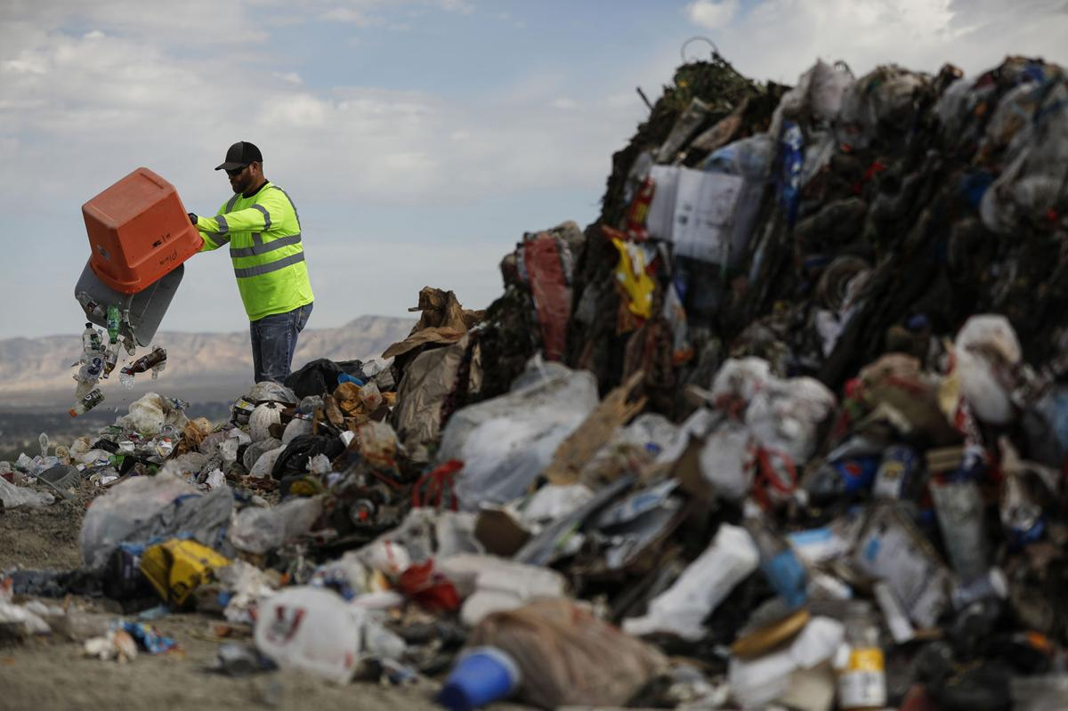 Study aims to determine how to reduce landfill waste