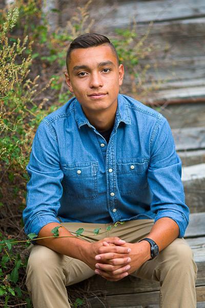 Student of the Week: Grand Junction High School senior Abram Sanchez