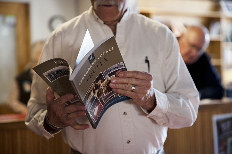 Author's Party highlights local writers