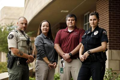 Cops, counselors team up