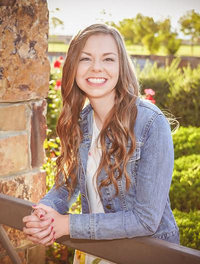 Student of the Week, Central High School senior Caitlyn Anderson