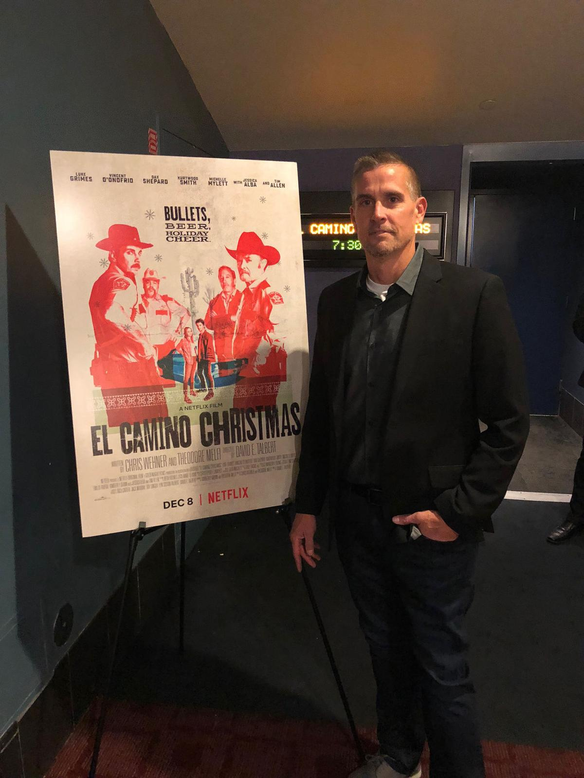 Dream to screen: 'El Camino Christmas' written in GJ, released by Netflix