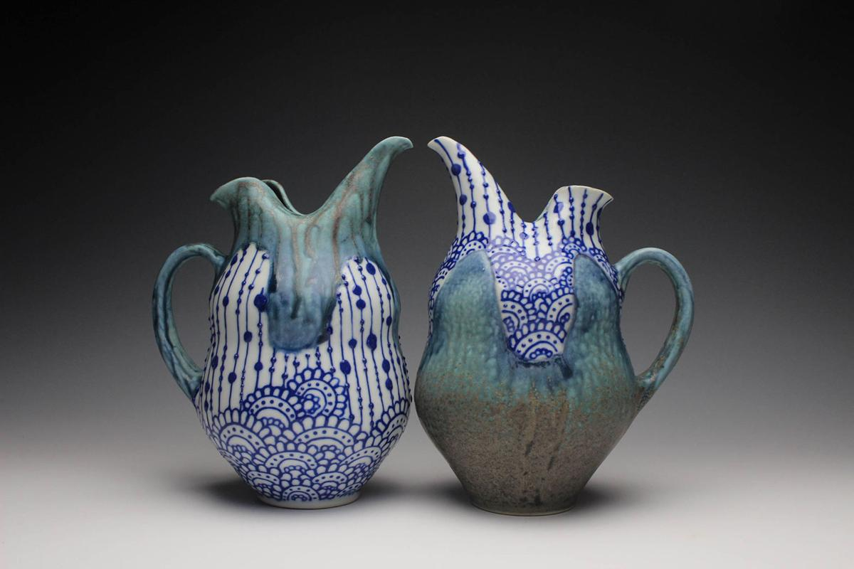Practically delicate: Ceramicist creates whimsical, functional pieces of art