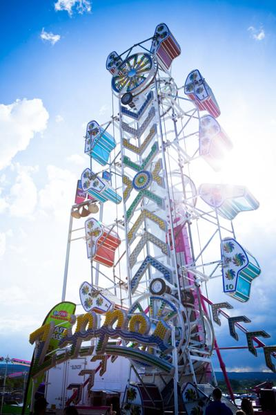 Mesa County Fall Carnival open at fairgrounds