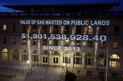 Activists flare up over methane ruling