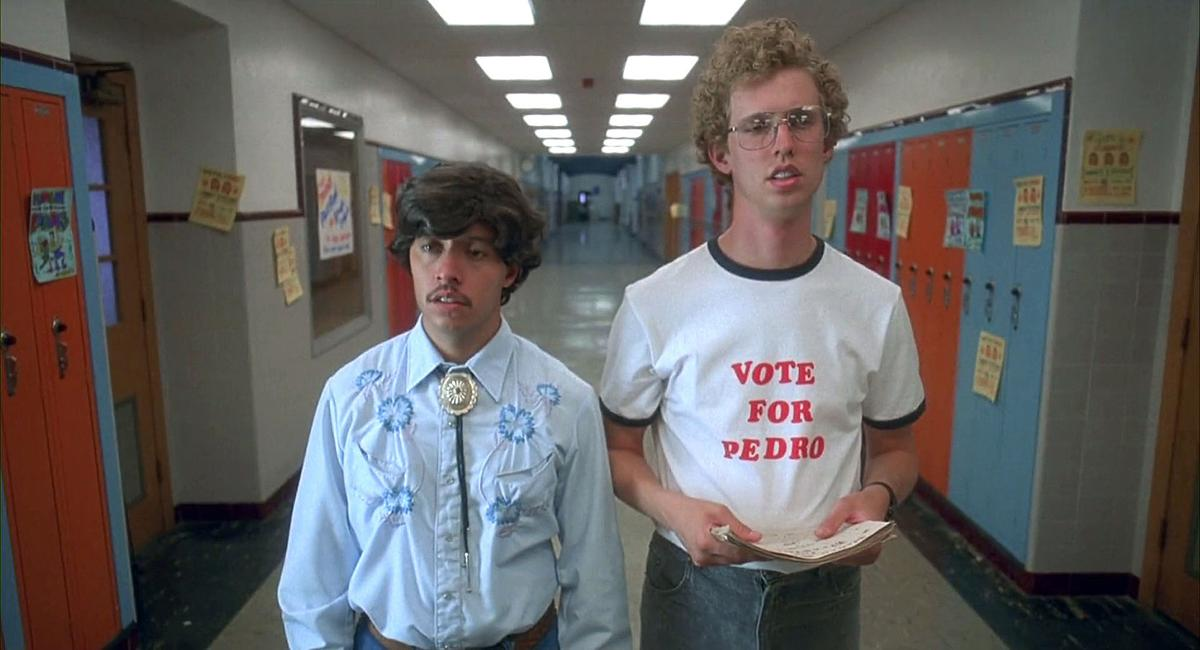 'Hey, Napoleon...' Join Jon Heder for 'Napoleon Dynamite' screening, Q&A