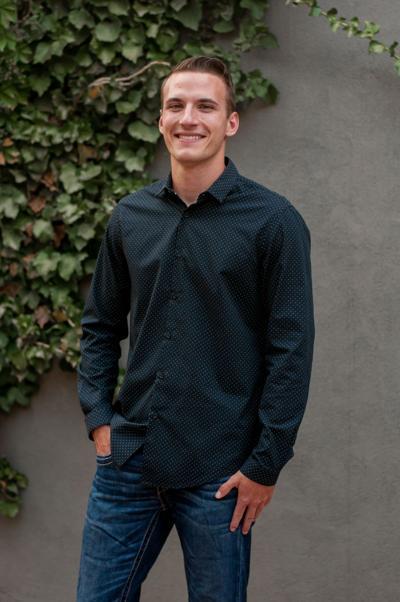 Student of the Week: Grand Junction High School senior Donovan Marshall