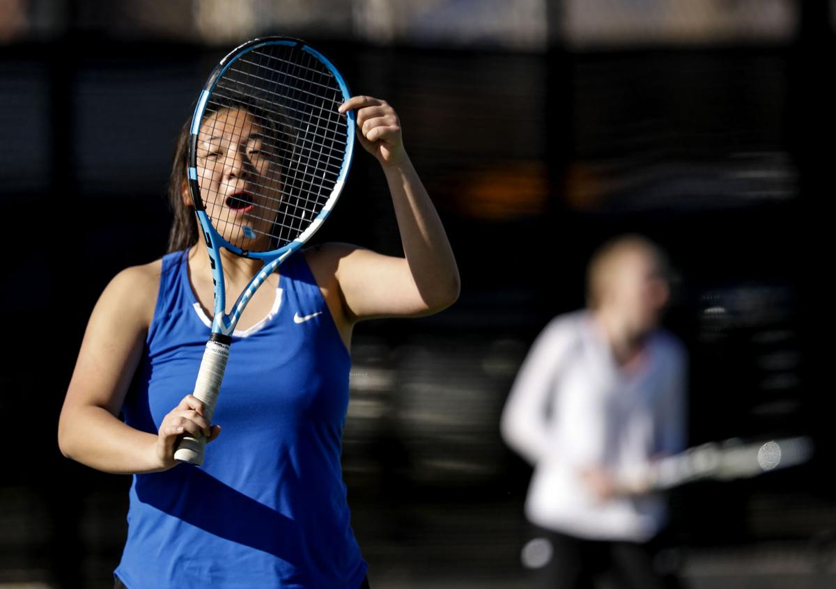 GJ, Fruita tennis teams learn some lessons at Western Slope Open