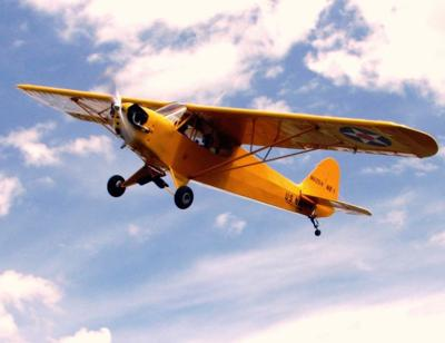 CAF Rocky Mountain Wing - Cub and TBM Rides