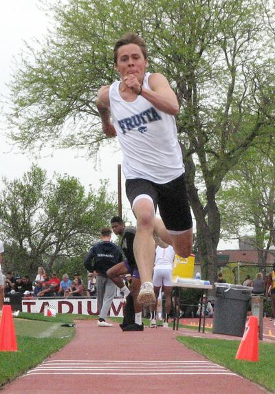 District 51 jumpers soar at state track meet