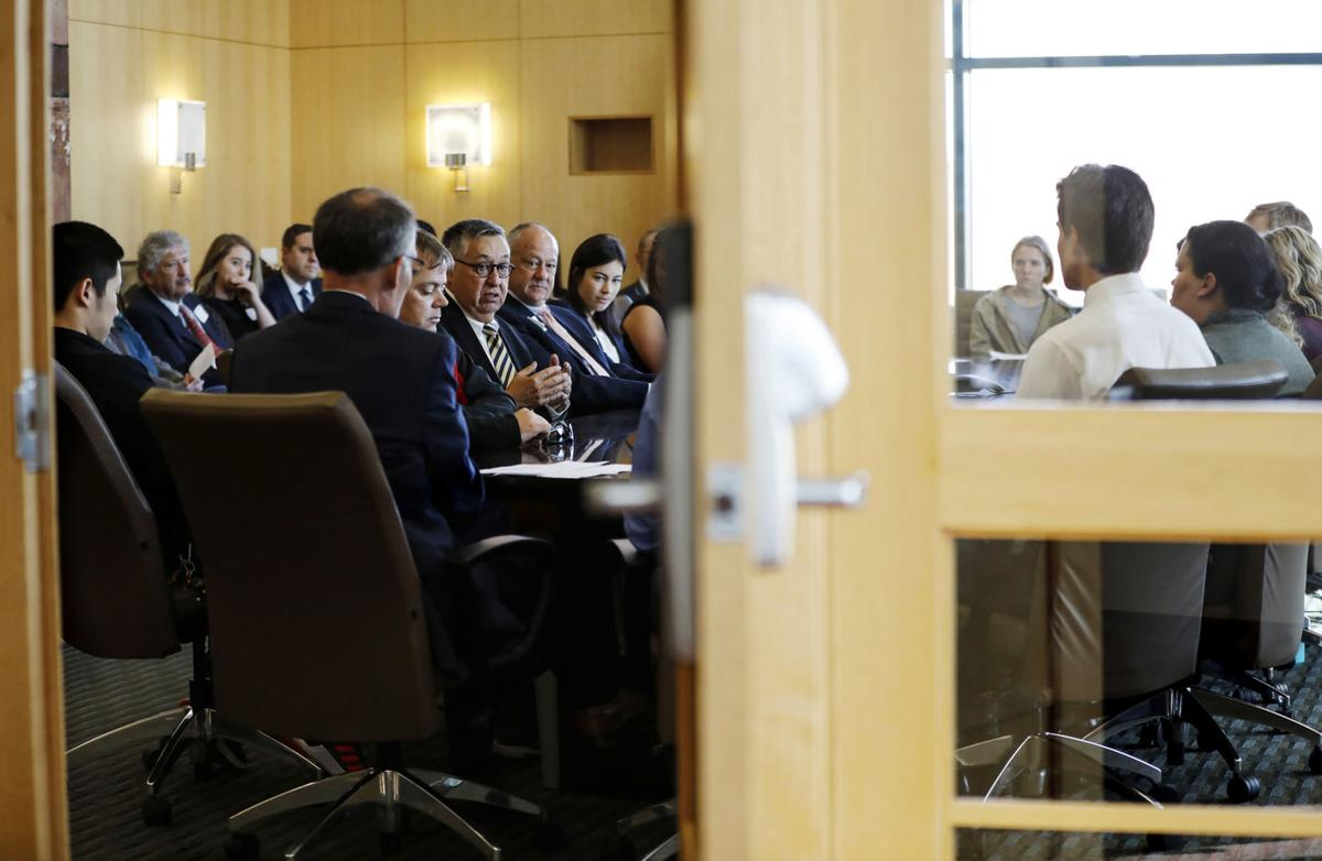 10th Circuit justices hear real cases at CMU