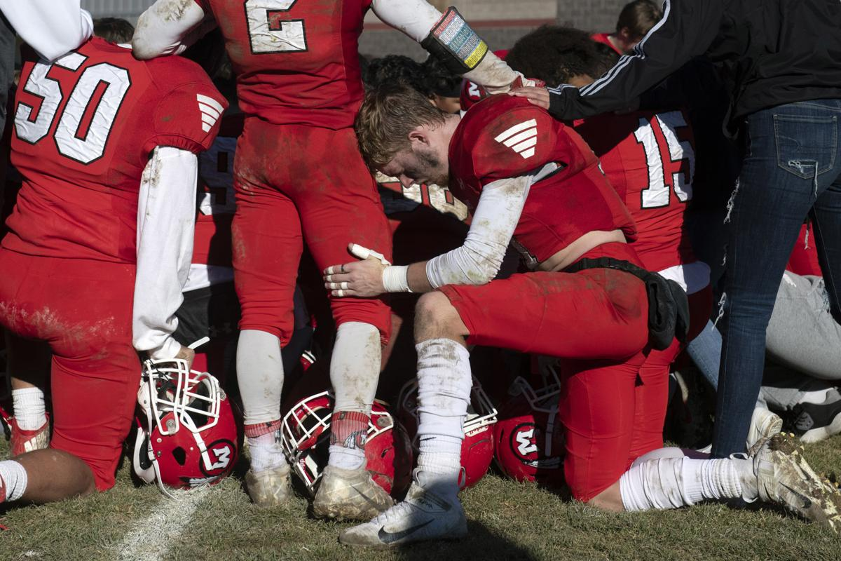 Turnovers costly for Montrose in quarterfinal loss to Pueblo West
