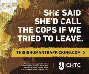 Human Trafficking: James' experience