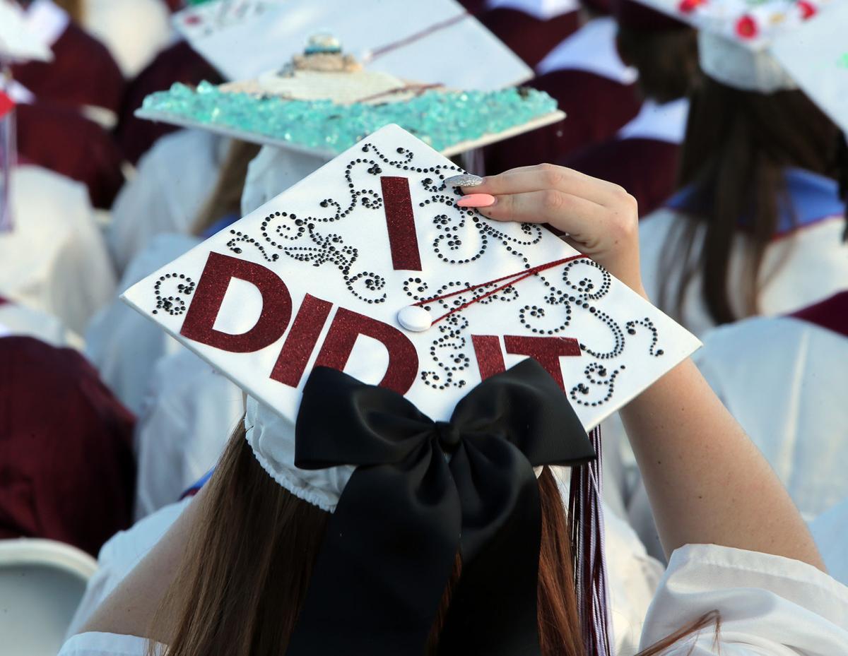 Palisade valedictorian navigates overlap of Iranian, American cultures