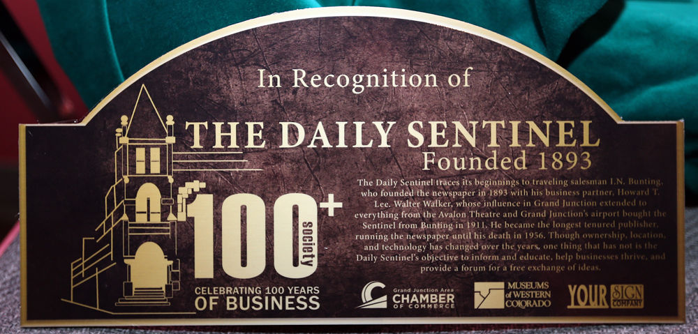 10 businesses recognized as 100+ Society members