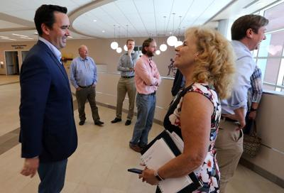 Stapleton throws his support behind Jordan Cove project