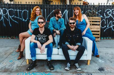 Music Scene: Gingerbomb and other area shows for July 26–Aug. 1