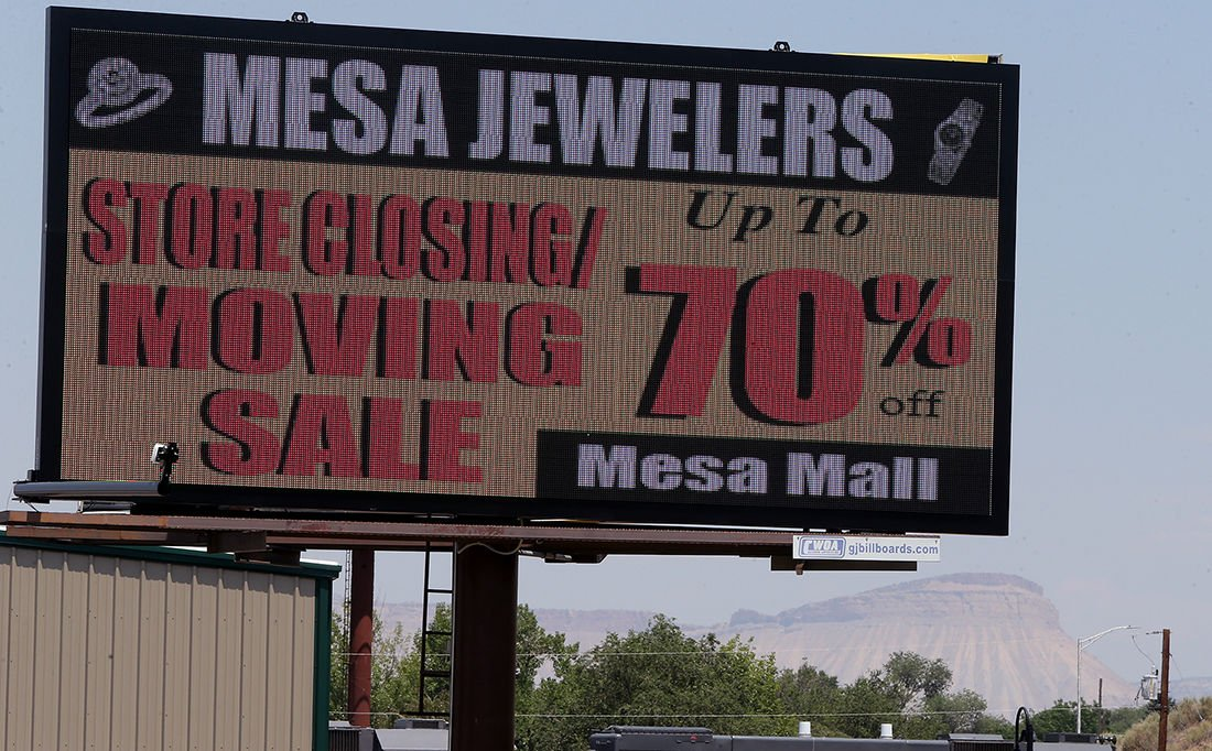Real estate pros remain bullish on Mesa Mall as the center of a successful commercial corridor, but with another major tenant on the way out, the mall's future remains an open question