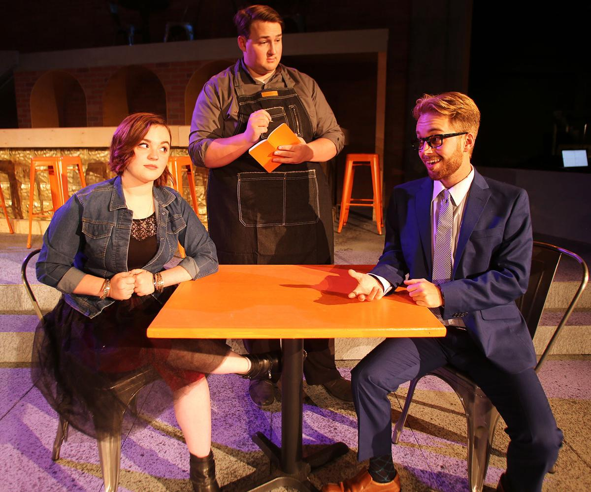 On Stage: 'First Date'; 'Mamma Mia!'
