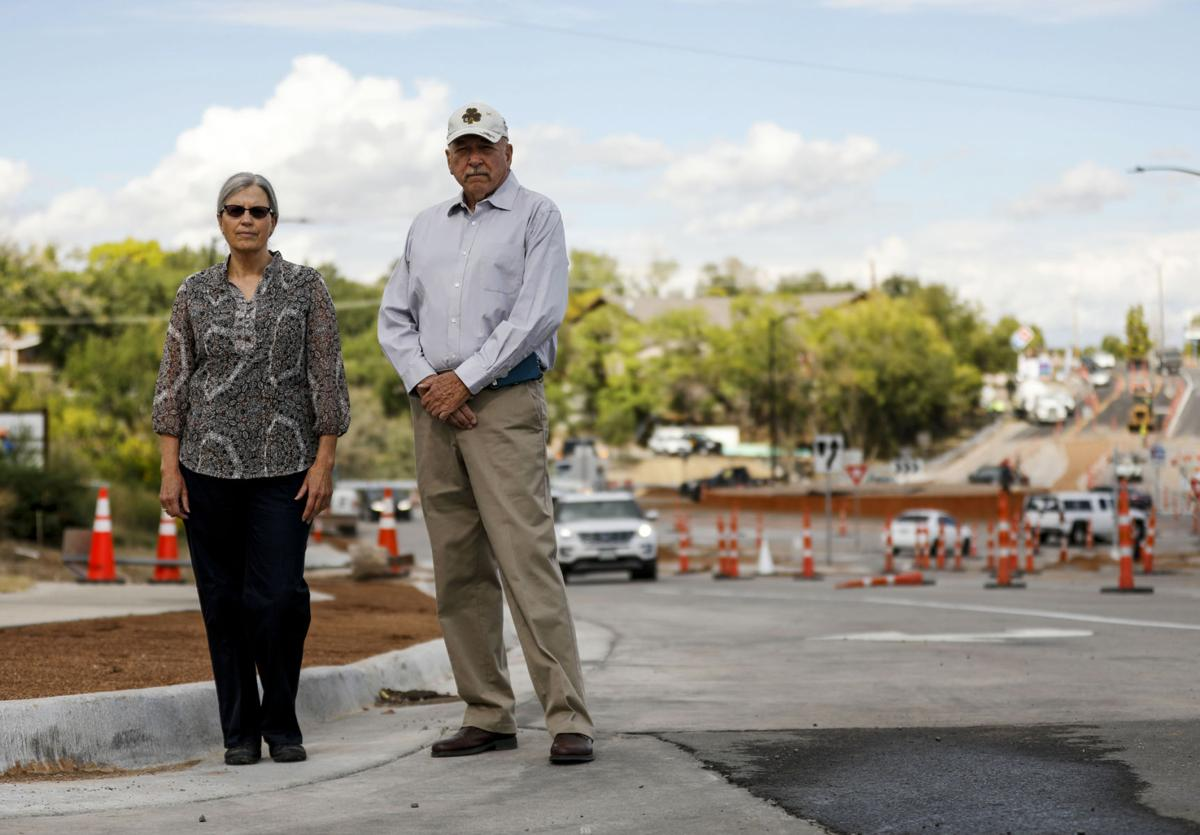 Concrete work puts couple, CDOT at odds