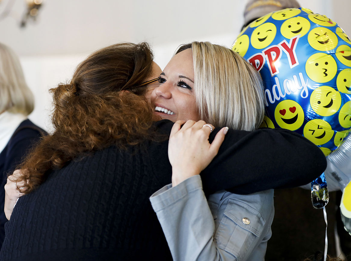 Grateful mom, daughter move into new Habitat home