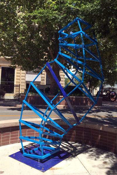 Behind the Sculpture: 'Seismogram'