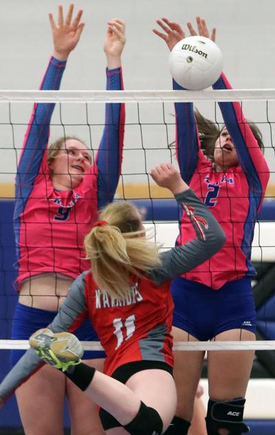 Fruita volleyball team tops Central for sixth straight win