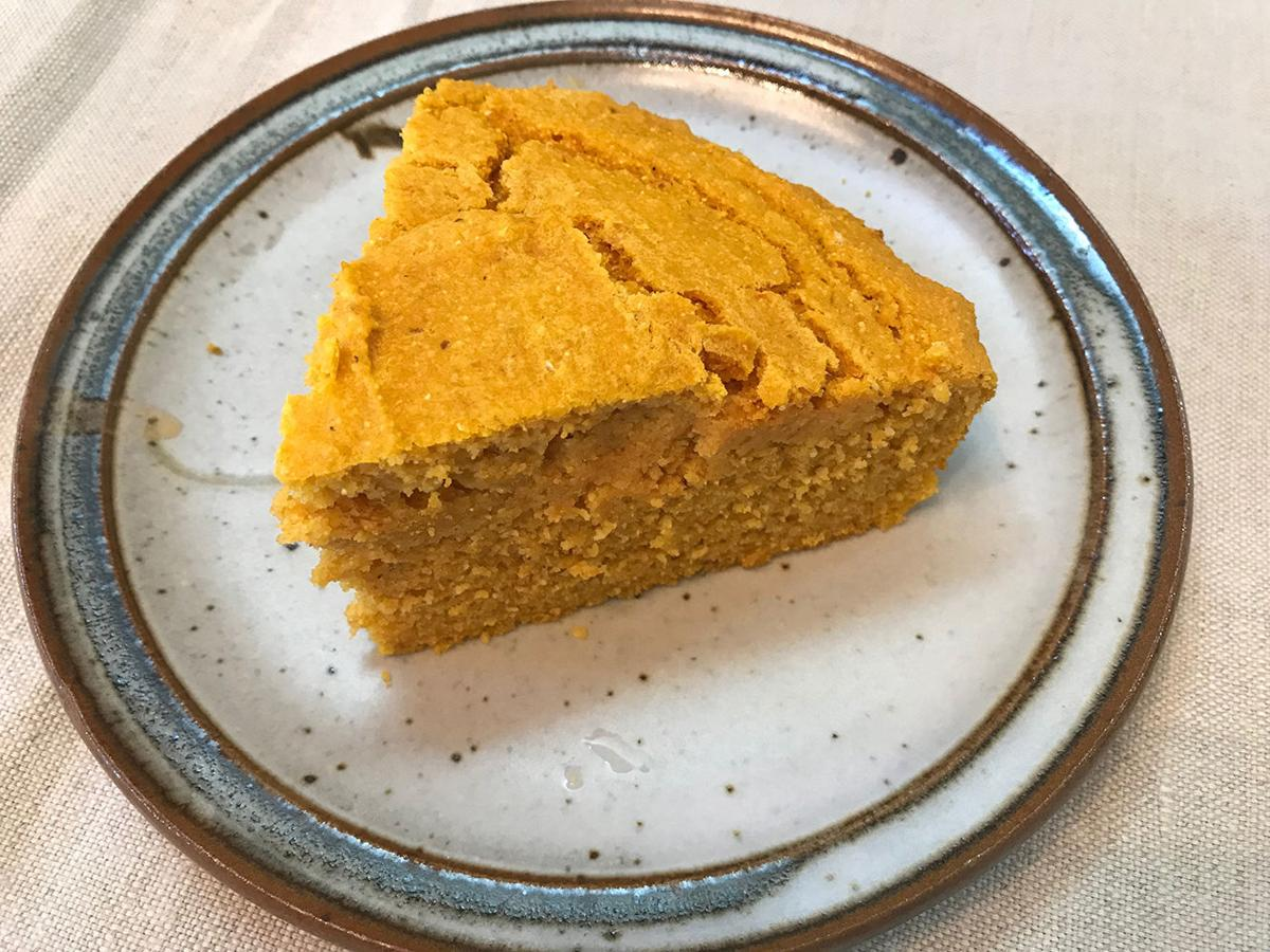 Pumpkin cornbread sure to be a Thanksgiving hit