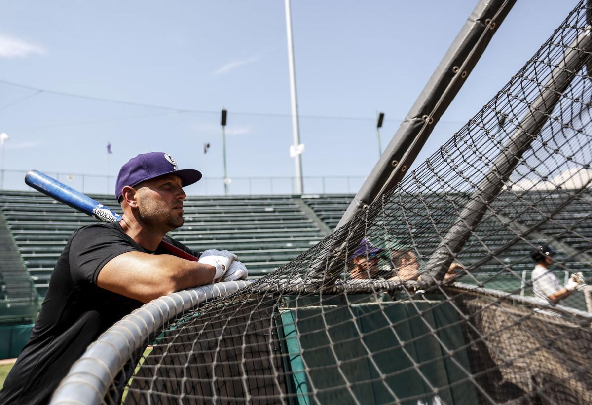 2e01ebab HAPPY HOLLIDAY: Grand Junction is first step back to big leagues for Matt  Holliday   Sports   gjsentinel.com