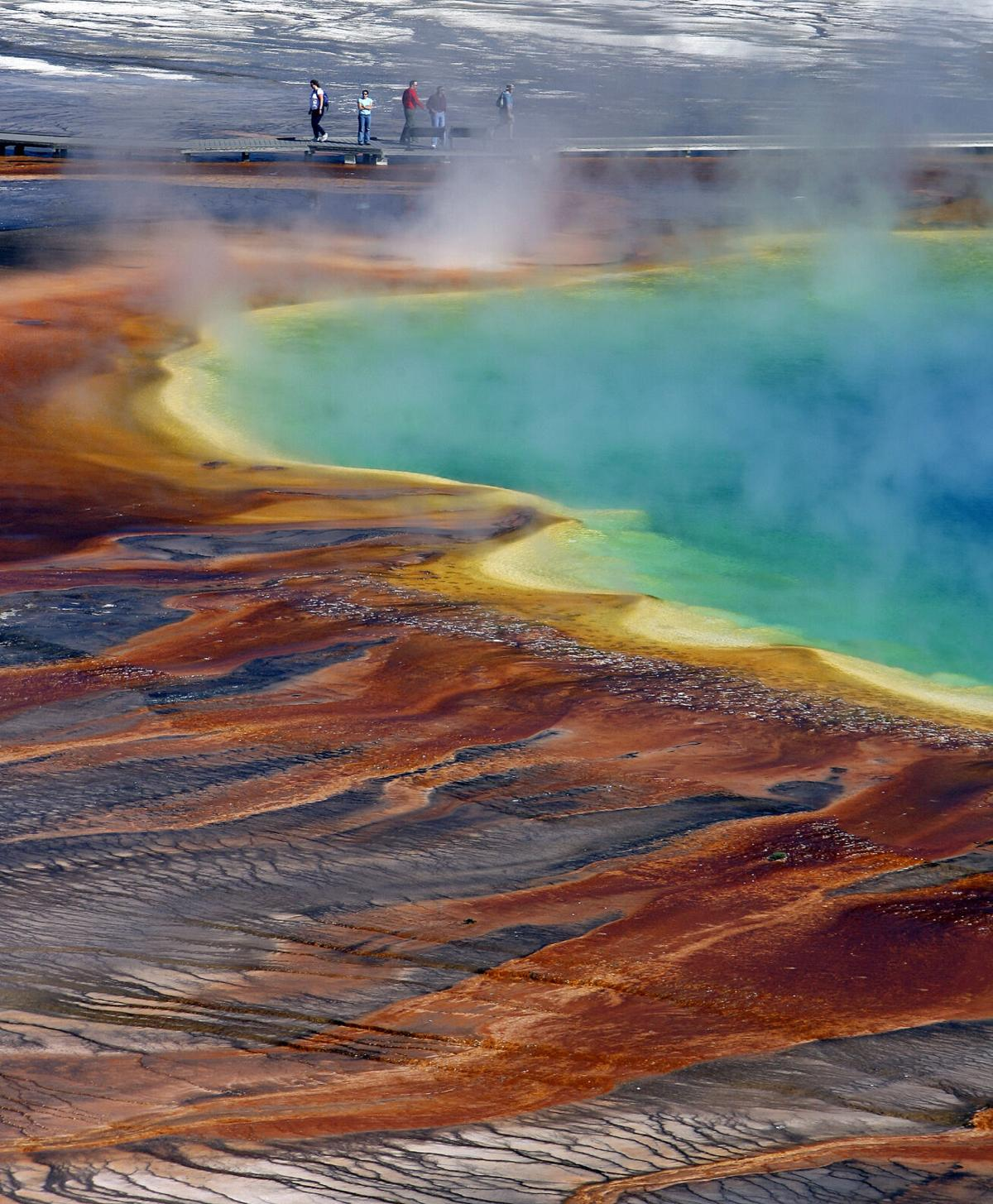 Yellowstone in color 8