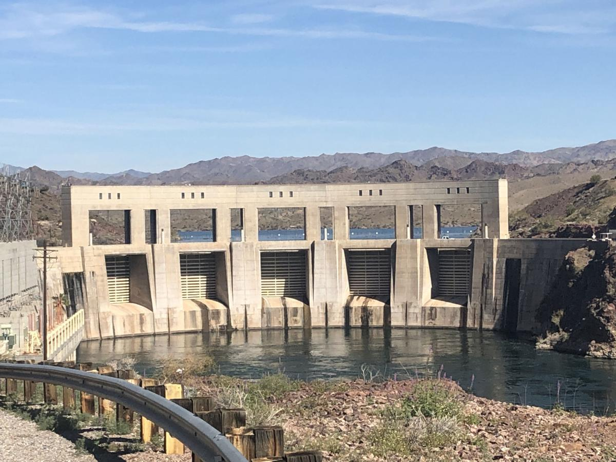 Water war in 1934 halted dam on the Colorado River