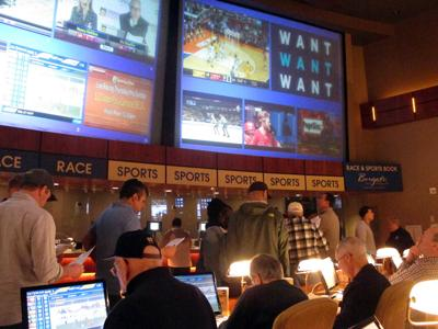 Voters get crack at sports gambling