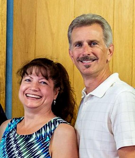 Jeff and Kristin Goodwin