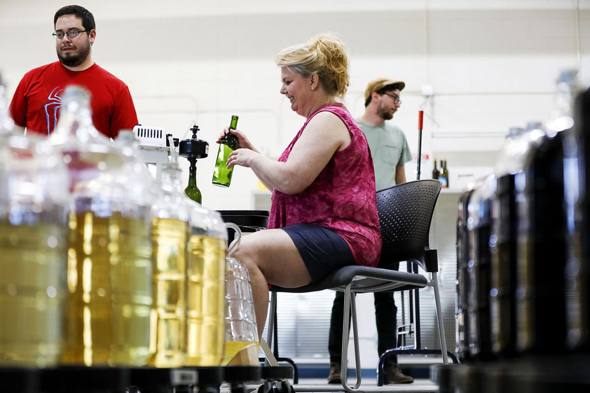 Amateur winemaker takes top honor