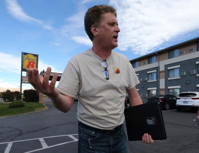 Super 8 owner puts big bucks into fight against lodging tax