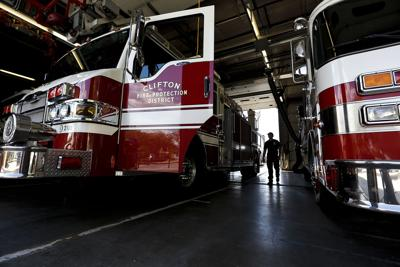 Cash-strapped fire districts heading to ballot for funds