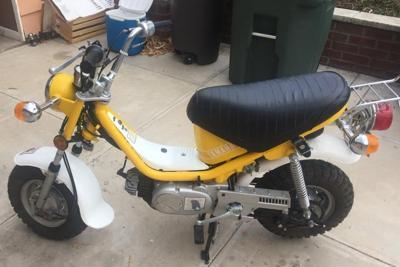 Stolen bike in Mesa County