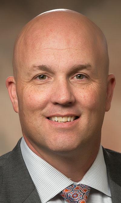 Bryan Johnson named president of St. Mary's