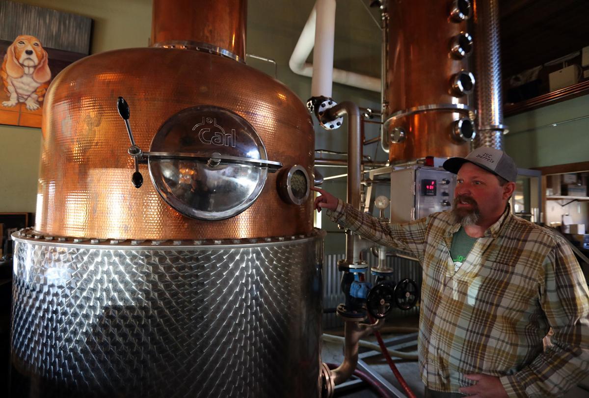Peach Street Distillers partnering with Ska Brewing