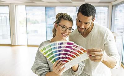 How to pick paint for home interiors