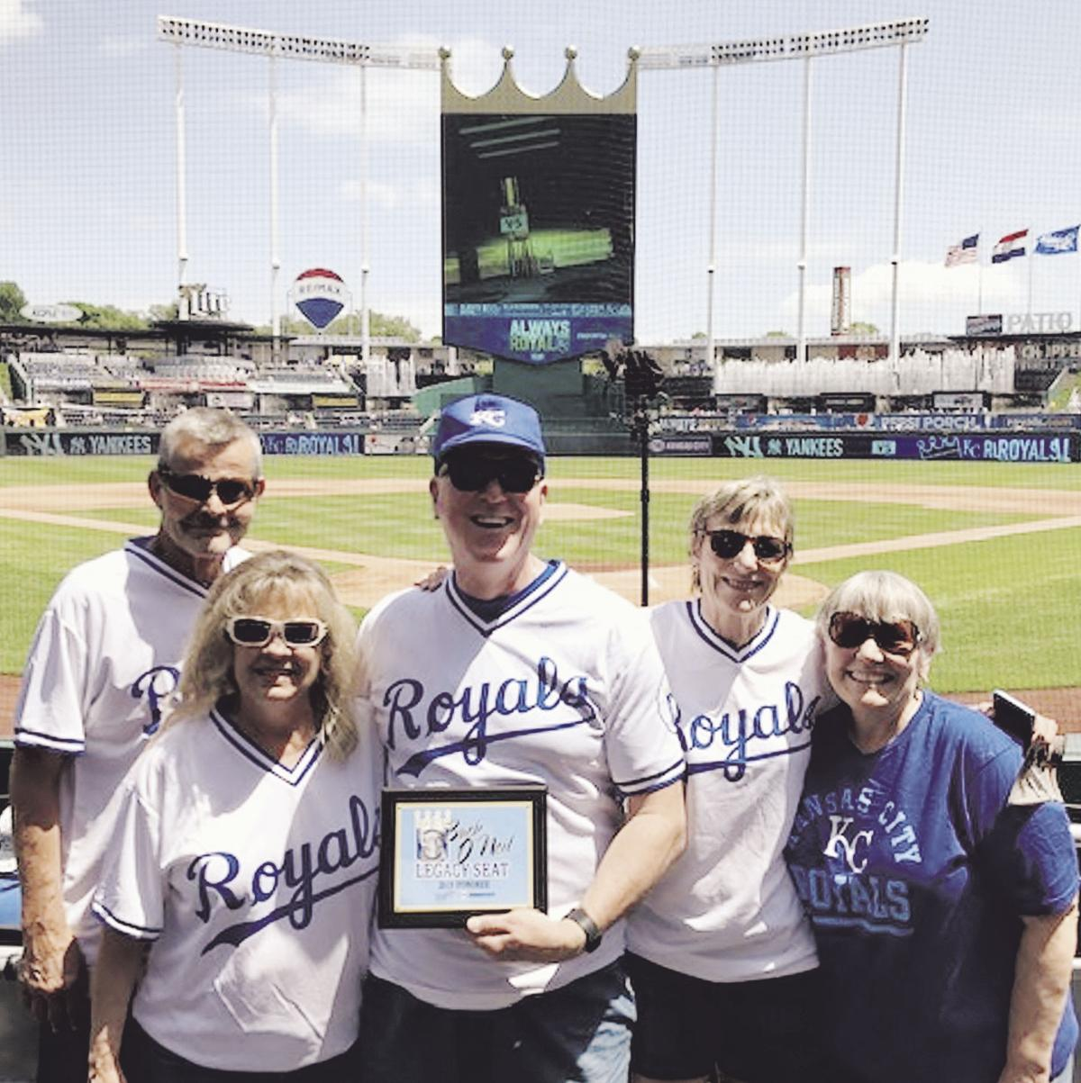 Imaging for Women co-founder honored by Royals