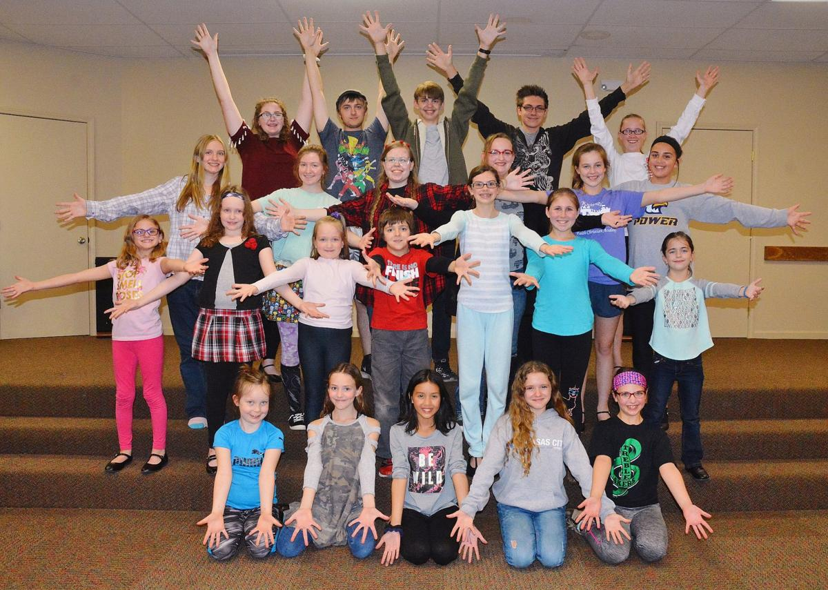 2020 Cyt Best Christmas Pageant Ever Musical Christian Youth Theatre KC North presents 'The Best Christmas