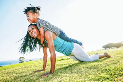 Exercise safe summer practices