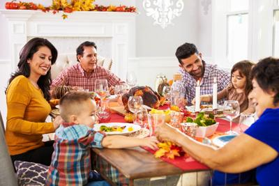 For Your Health: Please pass the turkey, stuffing and family health history