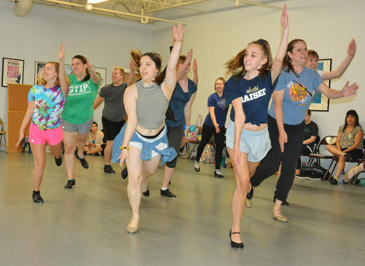 Tappin' good time coming with '42nd Street'