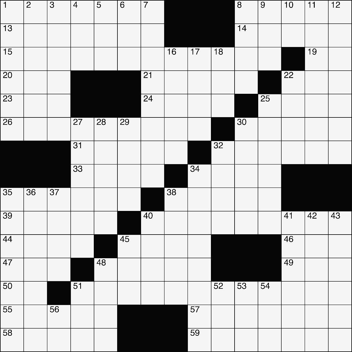 self proclaimed expert crossword - HD1190×1190