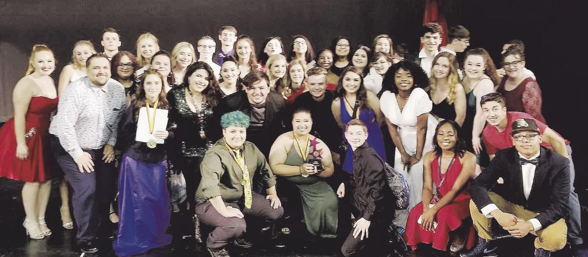Oak Park theater students honored