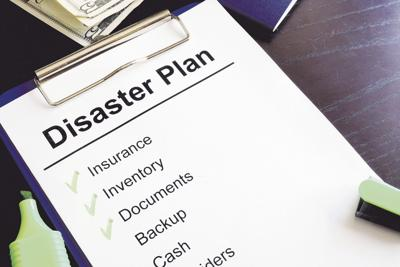 Emergency preparedness means checking insurance coverage